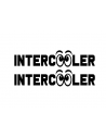 Stickers Intercooler pour camion