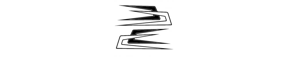 Flèches Danoises pour camions
